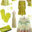 Pantone Fall 2012 Bright Chartreuse