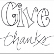 Monday Marriage Matters: Give Thanks